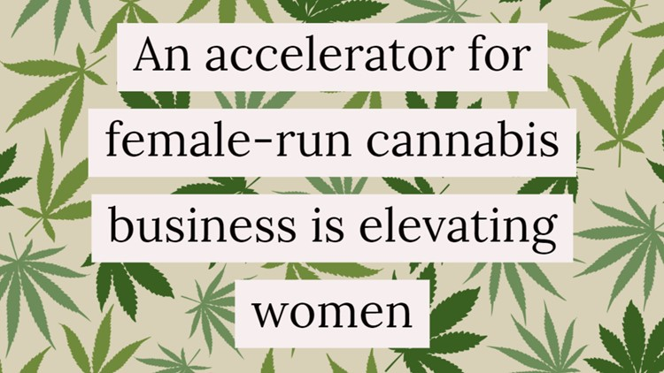 Women in cannabis in Oregon