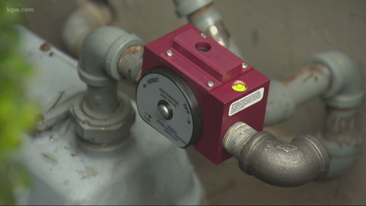 Gas shut-off valve could save your home from catching fire when an earthquake hits
