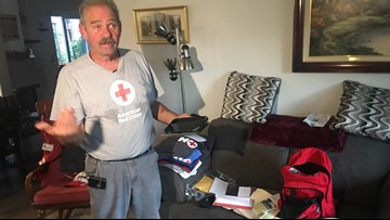 Portland-Vancouver based Red Cross volunteers deploy to Texas for storm relief