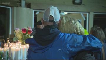 'His light just shone': Community remembers Oregon fisherman killed at sea