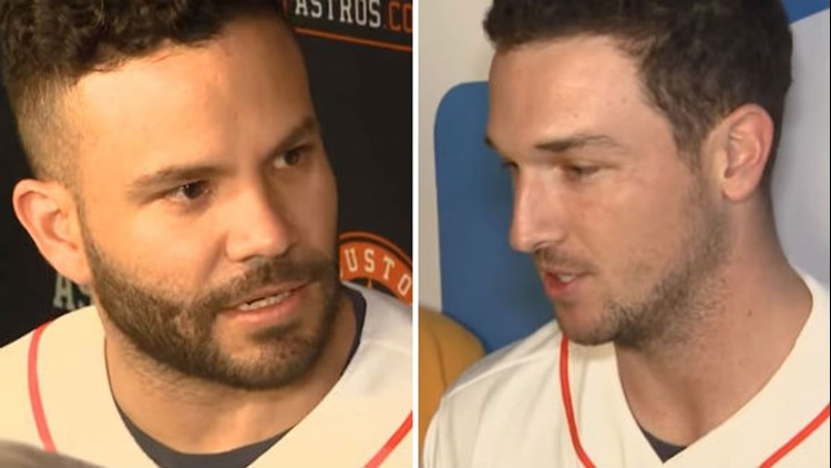 Bregman, Altuve address MLB report on Astros cheating, allegations of wearable buzzers
