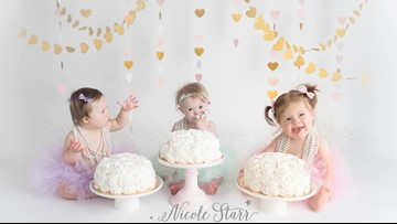 These first birthday photos will make your heart smile
