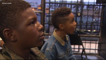 Houston dad confronts son's bully with kindness and a friendship is born