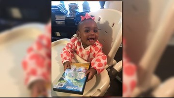 Child's body found in Texas City in search for missing 2-year-old Hazana Anderson