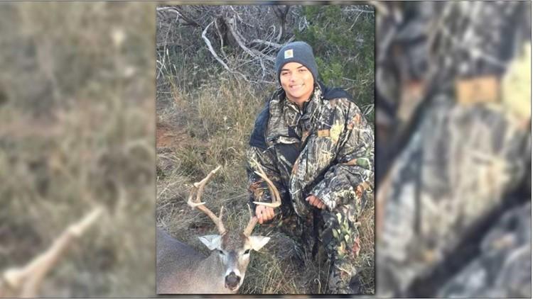 Chris Stone, a junior at Santa Fe High School.