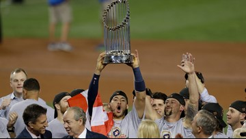 Can World Series title be taken from Houston Astros after cheating scandal?