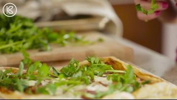 Prosciutto & Burrata Pizza