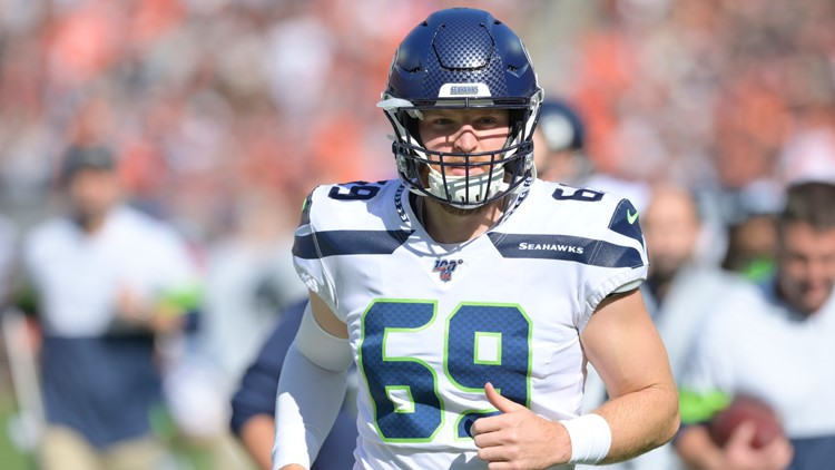 From a preemie to a Seahawk: Tyler Ott's story