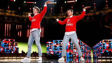 """Two Vancouver Island teens take their hip-hop duo to NBC's """"World of Dance"""""""