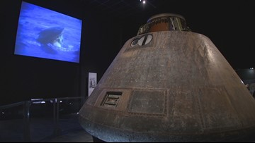 Destination Moon: The Apollo 11 Mission splashes down at the Museum of Flight