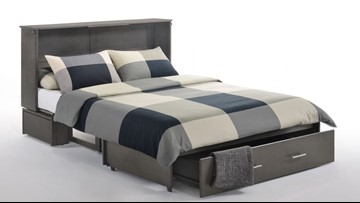 Check out these comfortable guest beds that double as functional furniture