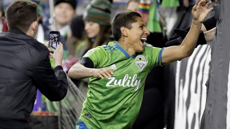 Ruidíaz, Shipp help Sounders beat Atlanta United 2-1