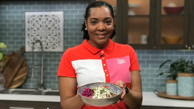 Anar's Chef Tisarah McGowan