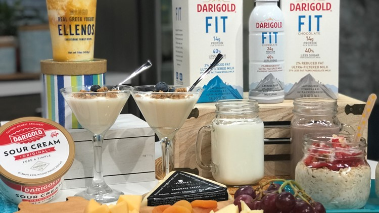 Darigold Dairy Products