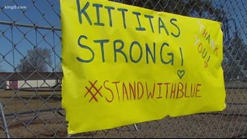 Community honors fallen Kittitas County Deputy Ryan Thompson