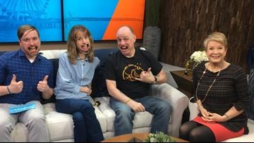 Watch your favorite Seattle jokesters play Speak Out