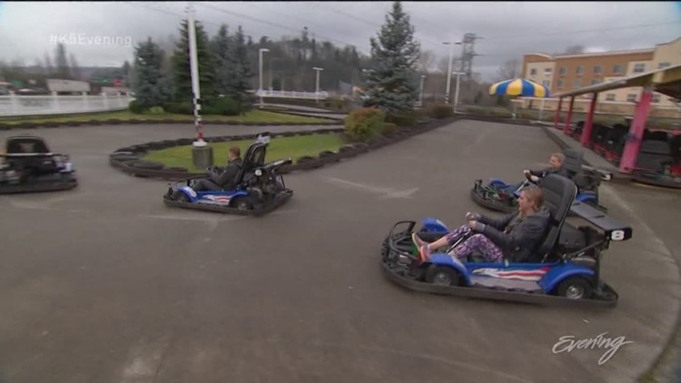 Field Trip Friday: Controversy ensues while go kart racing