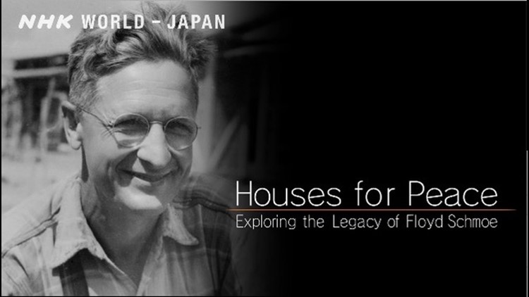 Houses for Peace: Exploring the legacy of Floyd Schmoe