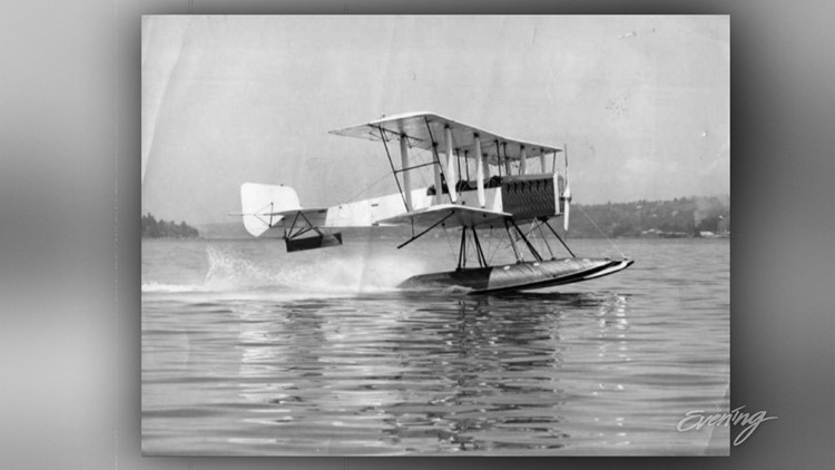 Bill Boeing was in his twenties when he started the company that would transform the airplane industry.