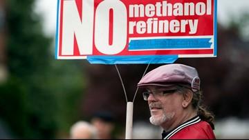 Washington state deals setback to massive methanol plant