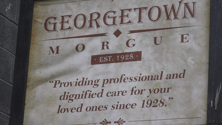 Georgetown Morgue leverages alleged gruesome past to benefit local causes