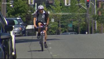 Proposal would pressure Seattle's DOT to build more bike lanes
