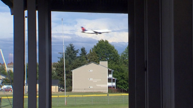 Highline Public Schools will receive funding to reduce airplane noise in classrooms