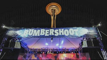 Several hurt after barricade collapsed at Seattle's Bumbershoot music festival