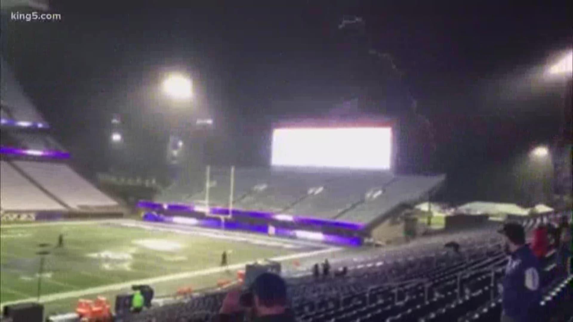 Thunder Lightning Rain Major Storm Moves Through Puget Sound King5 Com