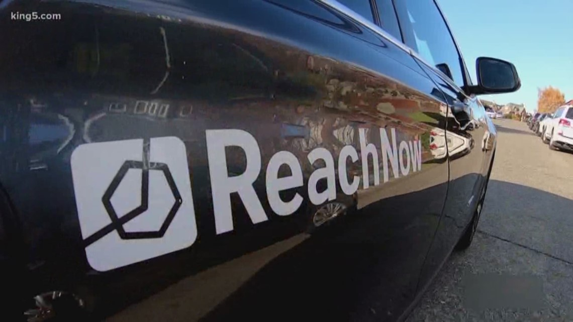 ReachNow stops service in Seattle and Portland