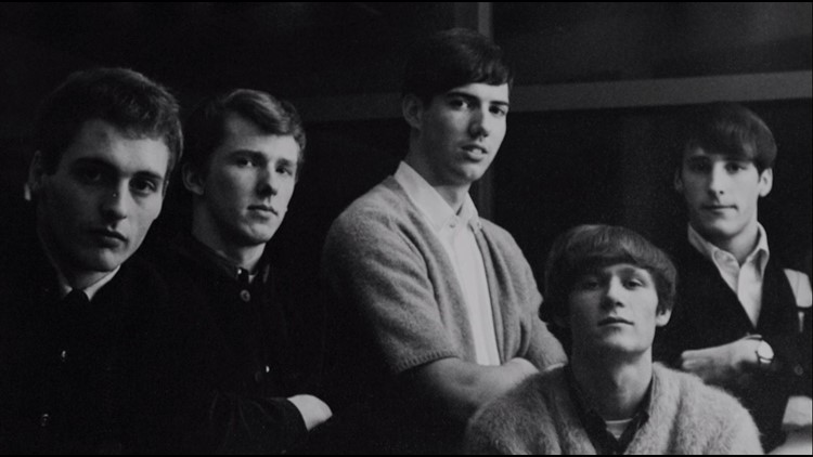 Legendary Tacoma band The Sonics are the subject of this rock 'n' roll documentary
