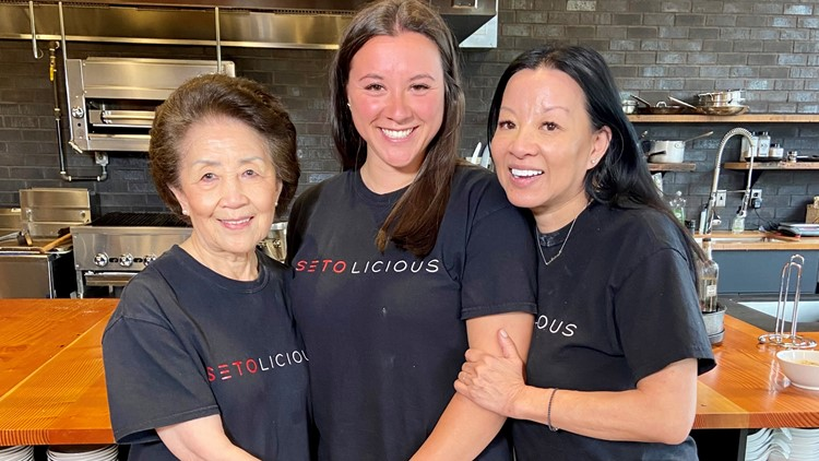 Three generations of Seto family are spreading the love of wontons in Seattle