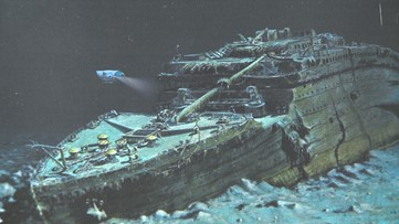 Everett company is taking a dive into the history of the Titanic