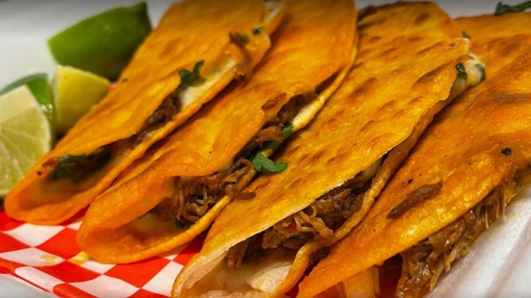 Bremerton's best birria tacos are hidden in a gas station - Fuel