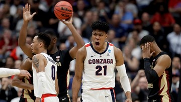 Gonzaga star Rui Hachimura declares for NBA draft