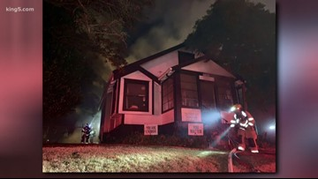 Popular family consignment shop in Tacoma destroyed by fire