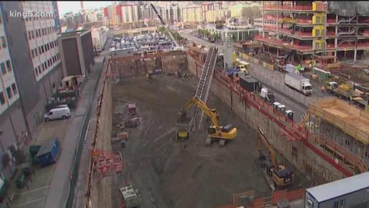 Construction project leaders look for clarity after Inslee's stay-home order