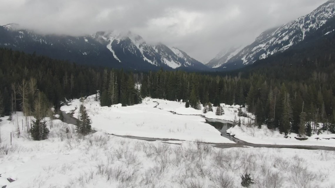 Washington forms healthy snowpack after snowiest February recorded in 20 years