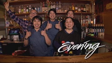 Thu 1/18, Thai by Day in Edmonds, Full Episode KING 5 Evening
