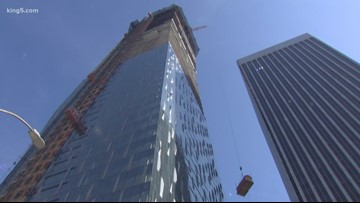 Seattle gets its second tallest building