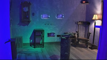 Experience thrills and chills with friends inside the world's only 'Evil Dead 2' escape room
