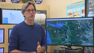 Several earthquakes rattle east King County in 10-day period