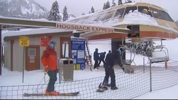 When ski resorts usually open in Washington