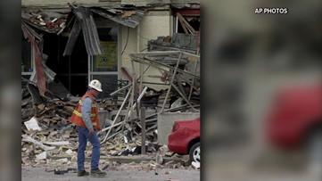 Photos: 2001 Nisqually Earthquake