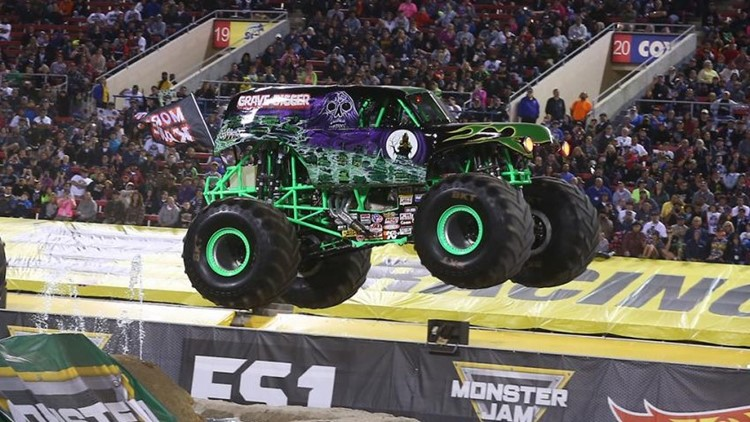 Monster Jam returns to the Tacoma Dome this weekend - What's Up This Week
