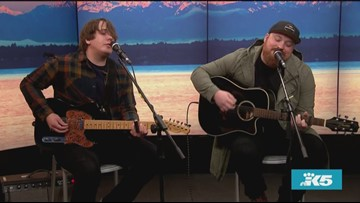 Country Singer Austin Jenckes releases his debut album - New Day Northwest