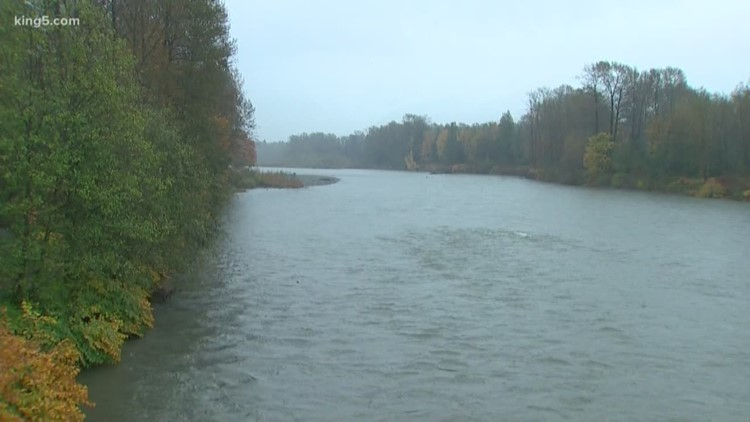 Flood Watch in effect for some western Washington rivers due to heavy rain