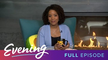 Mon 3/24, Soothing Stories from the PNW, Special Episode, KING 5 Evening