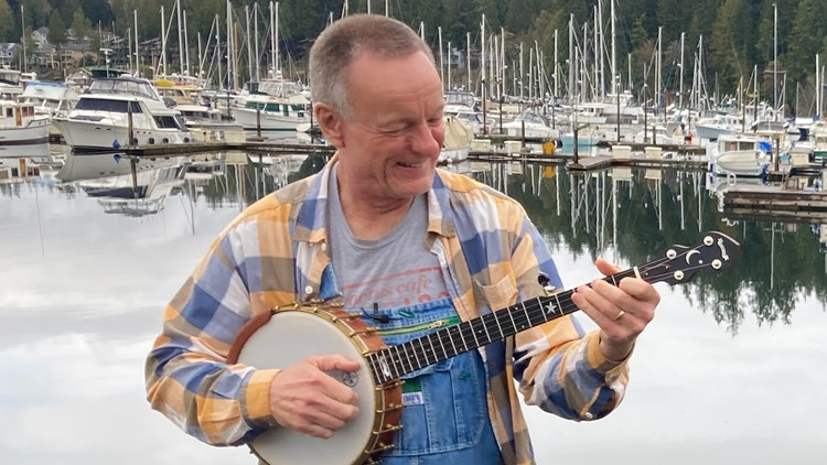 Grammy-nominated banjo virtuoso Danny Barnes calls Washington home