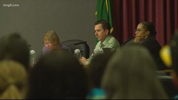 Tacoma School Board discusses teacher's views on diversity